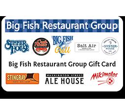 Big Fish Restaurant Group Logo