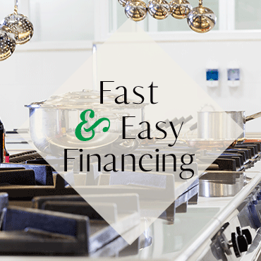 Fast and Easy Financing