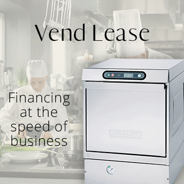Financing at the speed of Business. Vend Lease